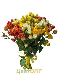 Мелкие розы в букете, где можно купить цветы в астане слайм